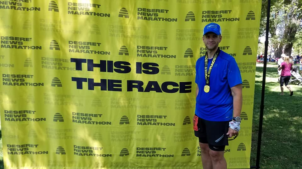 An Interview With Garth Harris - From 400 Pounds to Ultra Marathoner - Episode 62