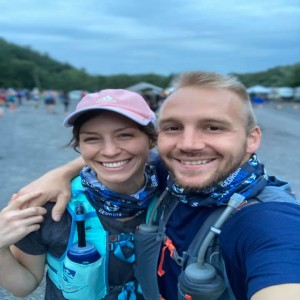 Their first ultramarathon at the Georgia Jewel - an interview with David and Mary Ann Kauffman
