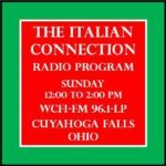 The Italian Connection May 12, 2019 Hosted by Tony Rinella