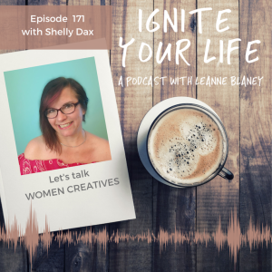 Ep 171: Shelly Dax - Women Creatives