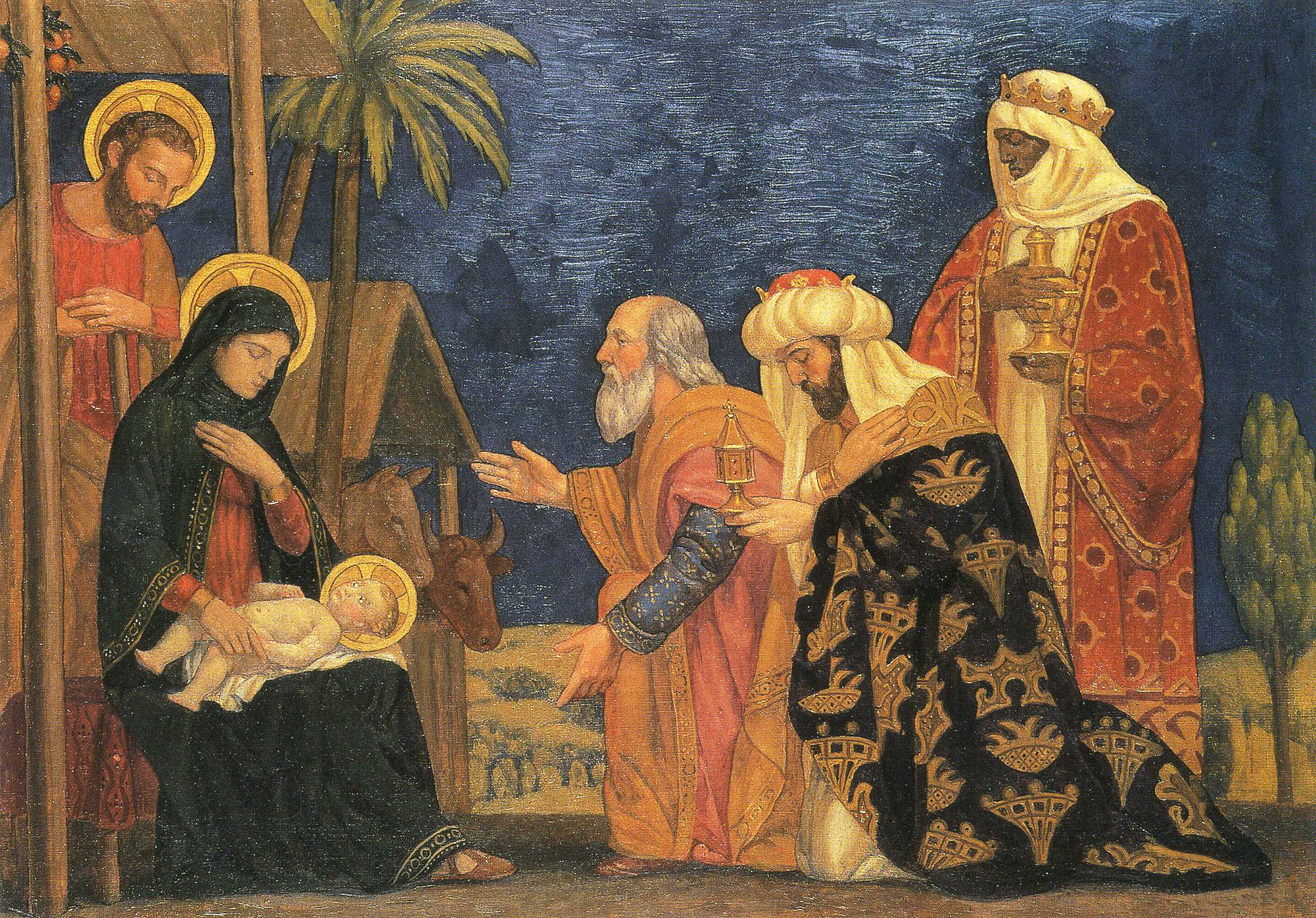 """The M.A.G.I.C. of the Epiphany"" (Fr. Jim Proffitt, 1/6/2019)"