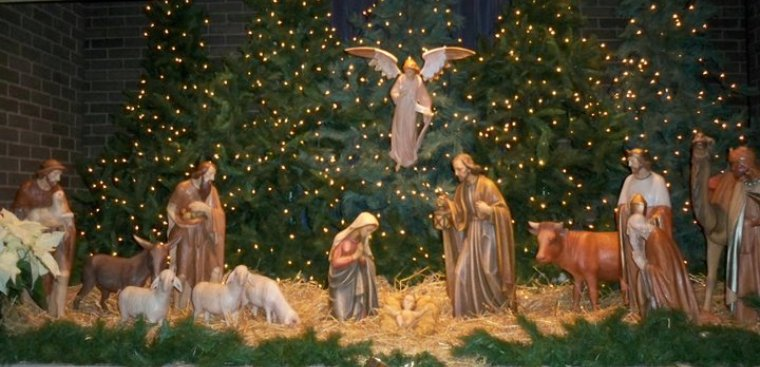 Christmas: It Is Good That You Exist (Fr. Jim Proffitt, 12/25/2018)