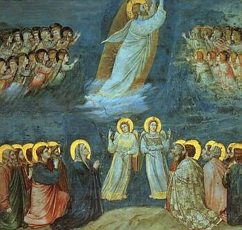 Ascension: A Mother's Call to Her Son - Fr. Michael Rubeling (5/13/2018)