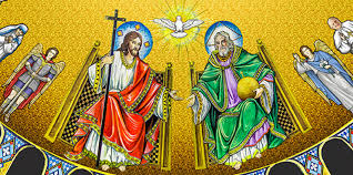 Most Holy Trinity: Being God-like to Become Godly (Fr. Jim Proffitt, 5/26/2018)