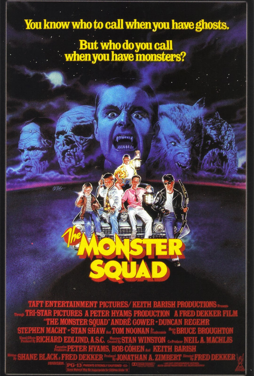 139: The Monster Squad