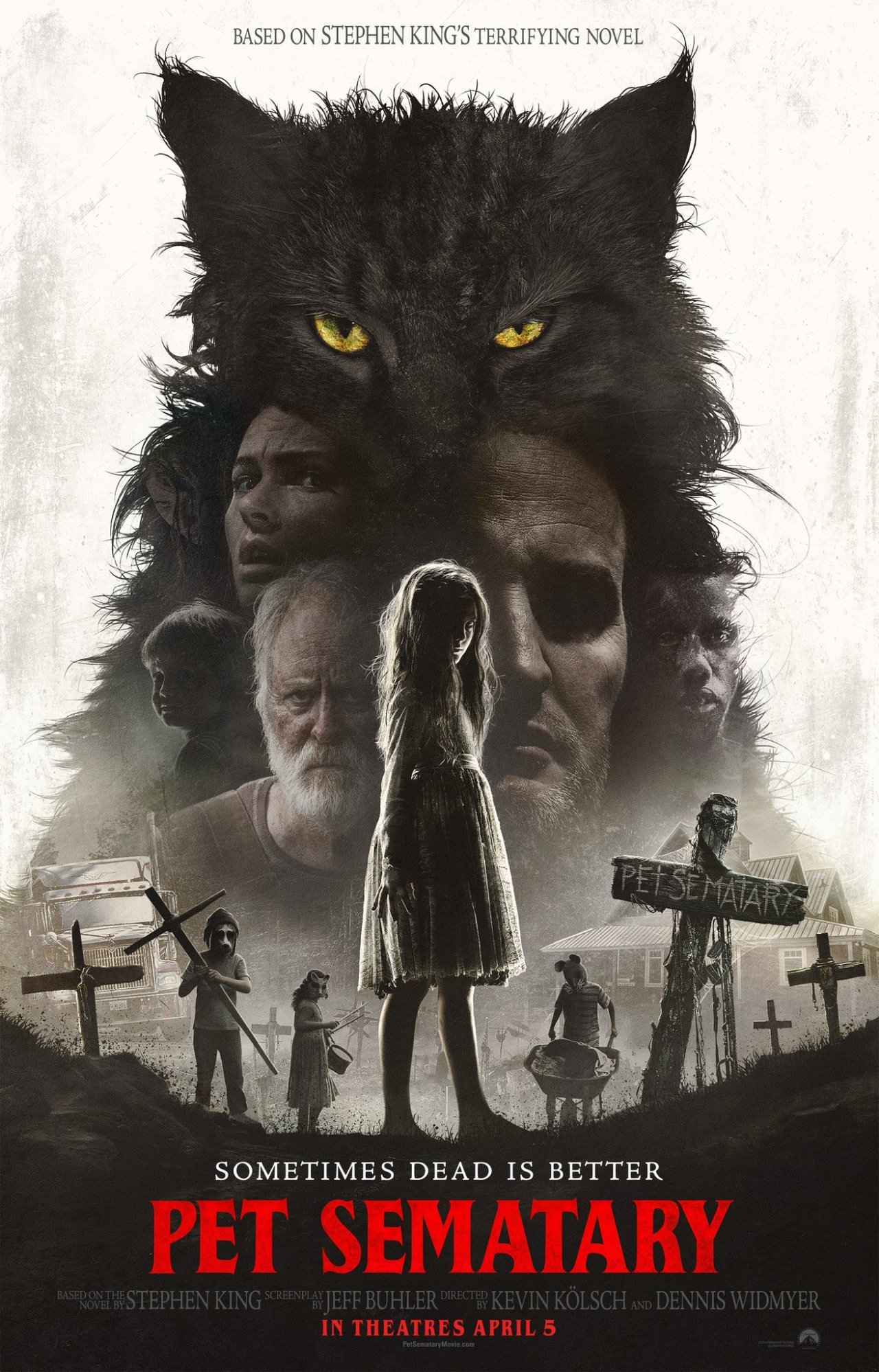 Concession Stand Mini Episode: Pet Sematary (2019) Opening Night