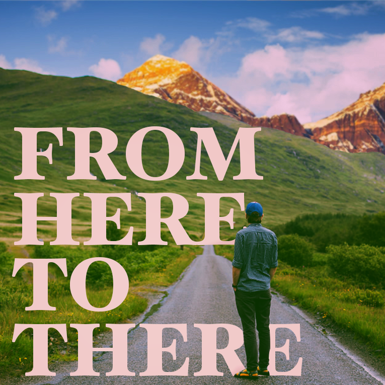 From Here To There: Share Life // Chris Holm