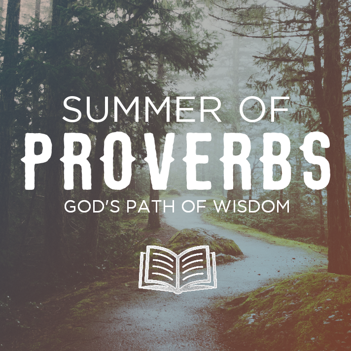 Proverbs - #1 - Information Isn't Enough // Chris H.