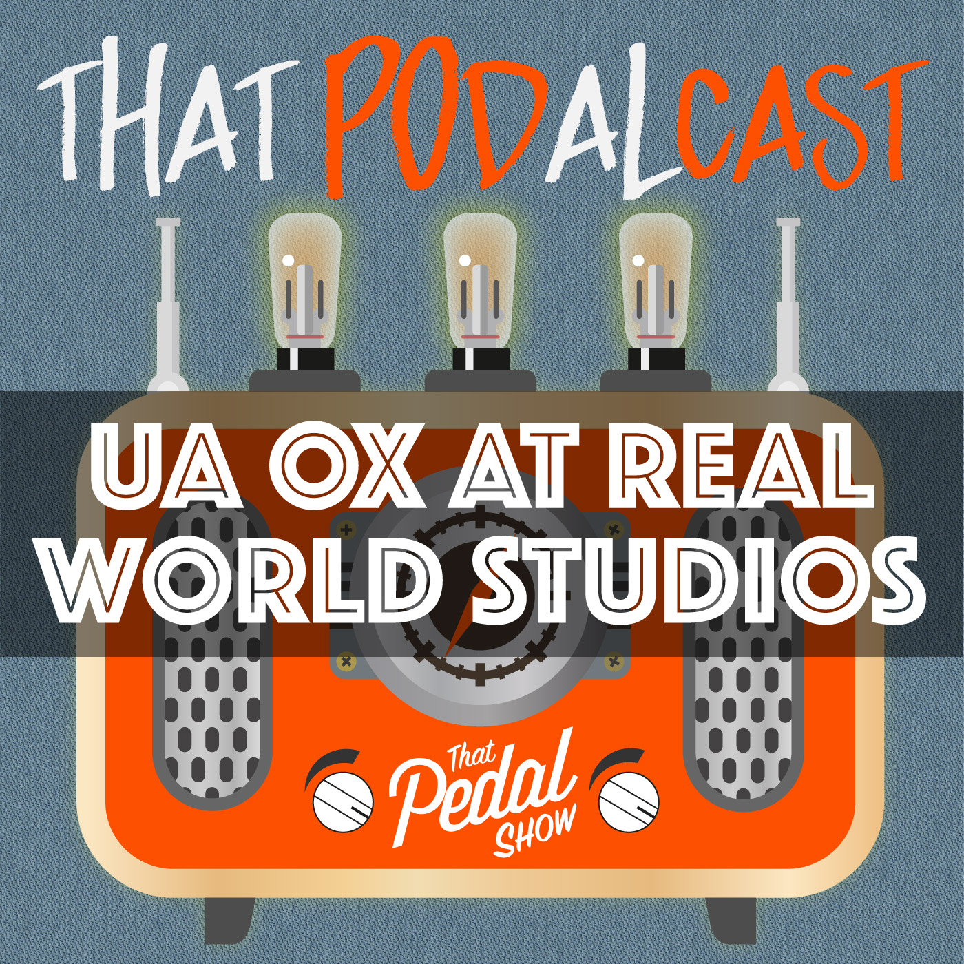 Adventures With UA OX Part 2: Recording Songs At Real World Studios