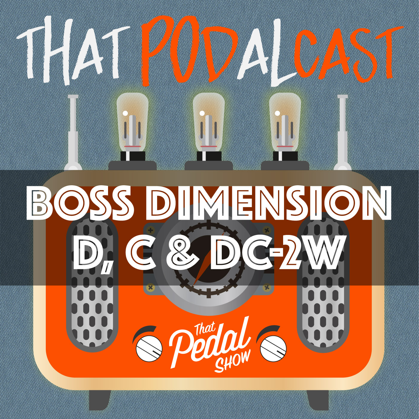 Boss Dimension D, C and DC-2W