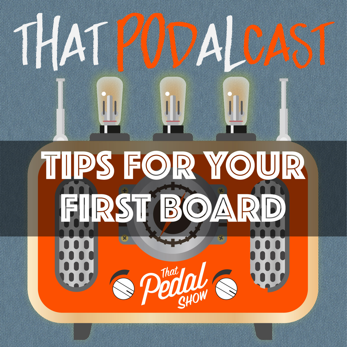Tips For Your First Pedalboard