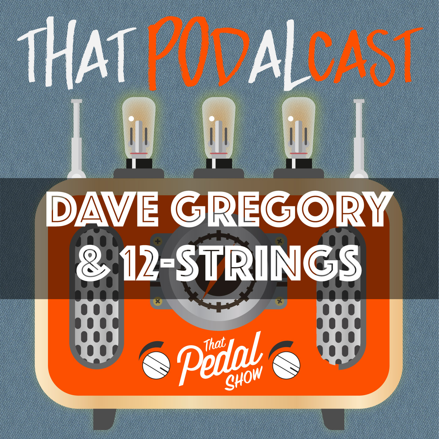 Dave Gregory: 12 Strings, XTC & More!