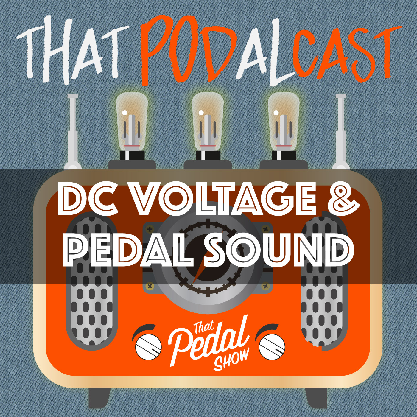 How Does DC Voltage Affect Pedal Sound? That Pedal Show