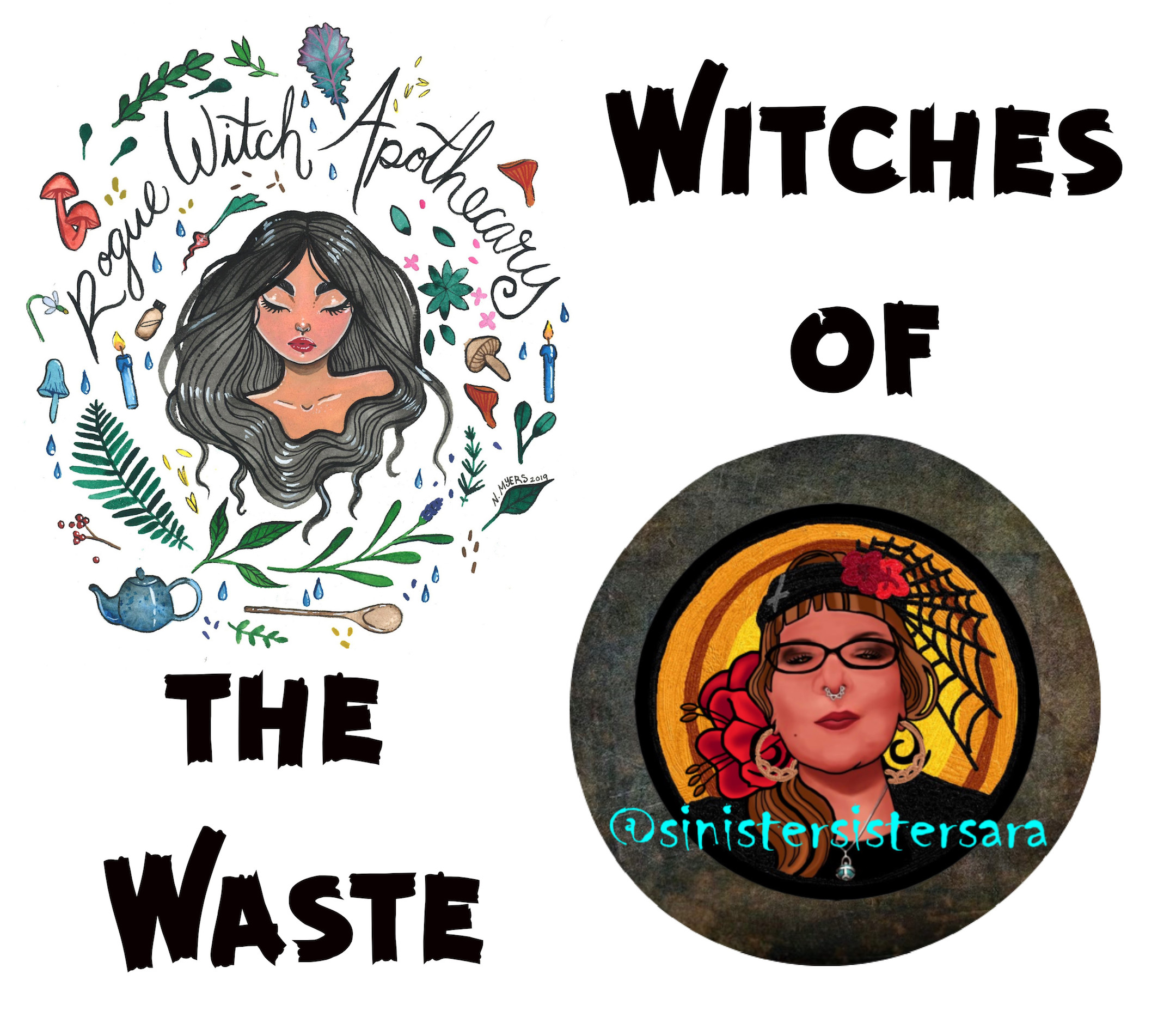 Introducing: Witches of the Waste