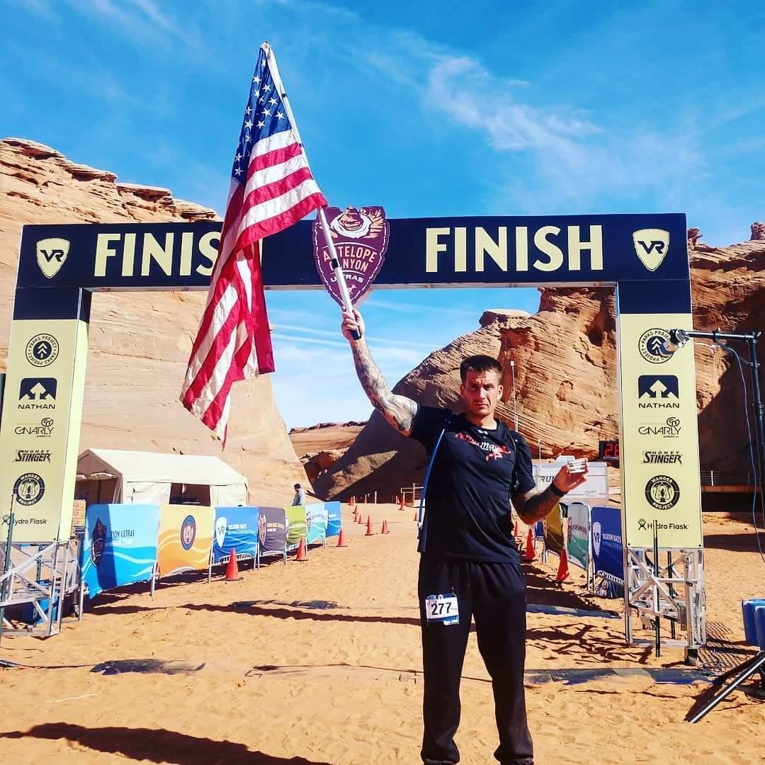 Ep 86: Hybrid Athlete Billy Richards & Setting a 100 Mile World Record