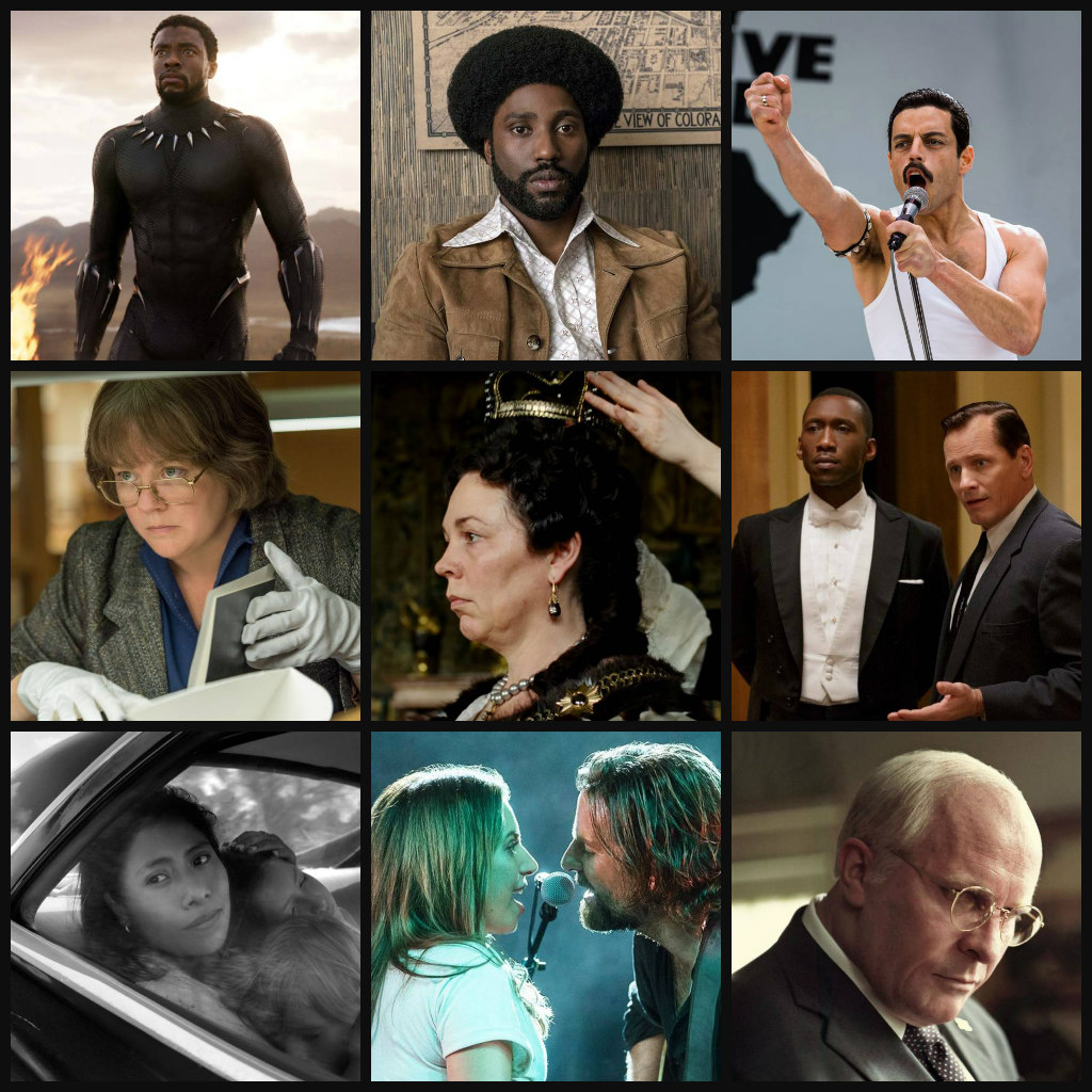 BONUS | Oscar Best Picture Nominees 2019 - RANKED!