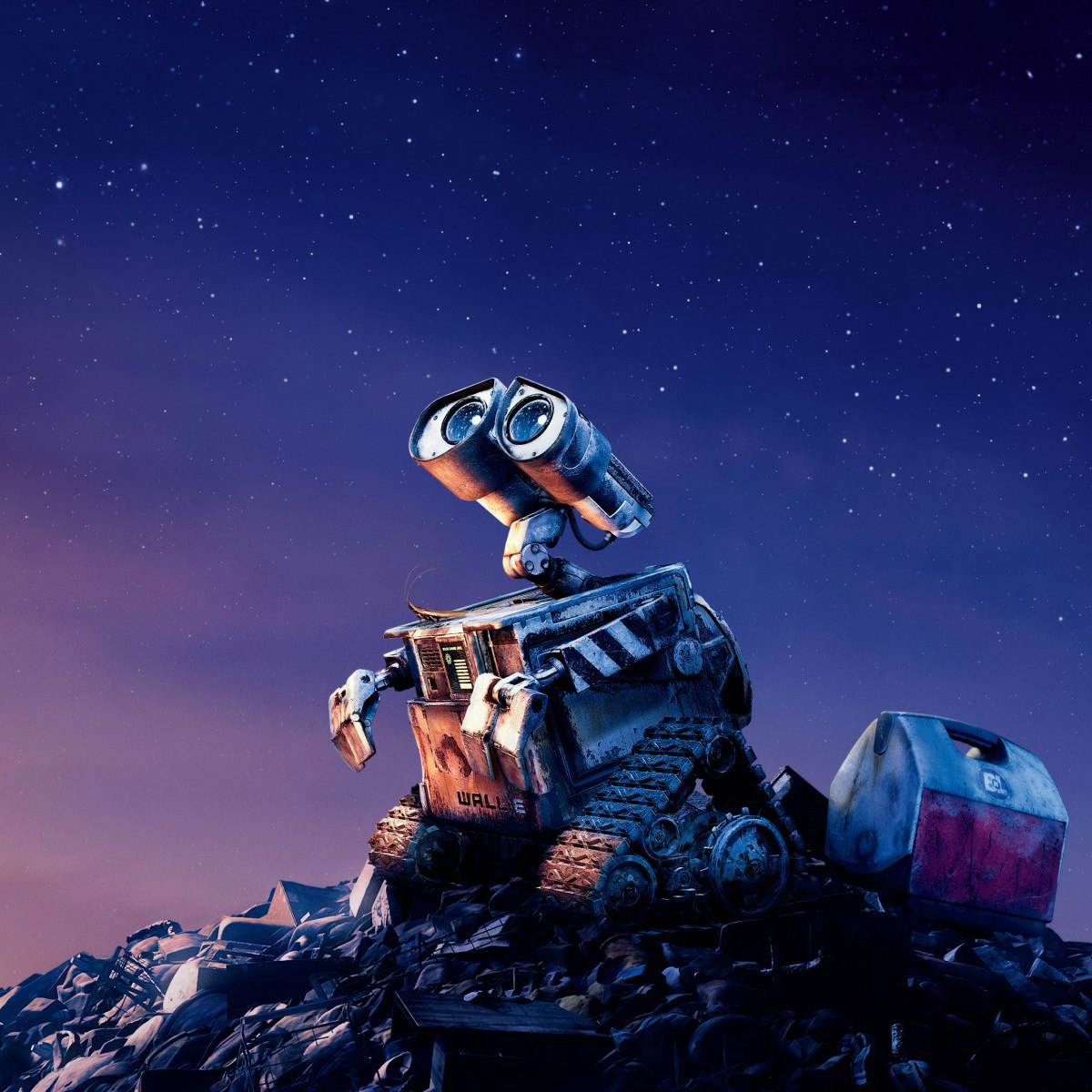 #46 | WALL-E 2: A Garbage Movie