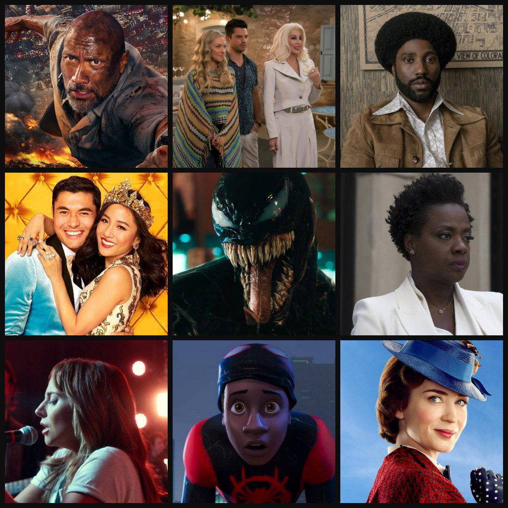 BONUS | Movies of 2018 Reviewed… With Sequels! (Part Two)