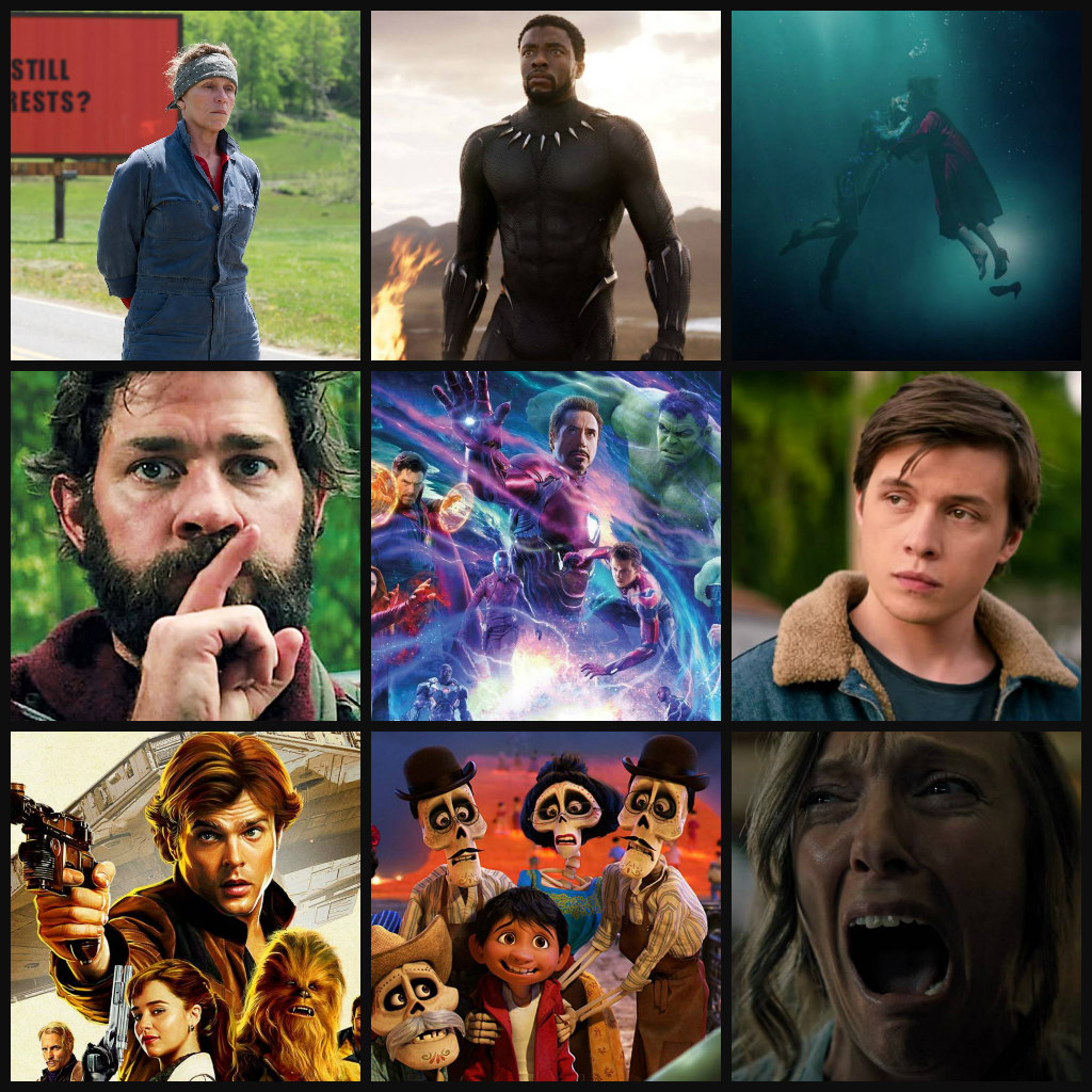 BONUS | Movies of 2018 Reviewed… With Sequels! (Part One)
