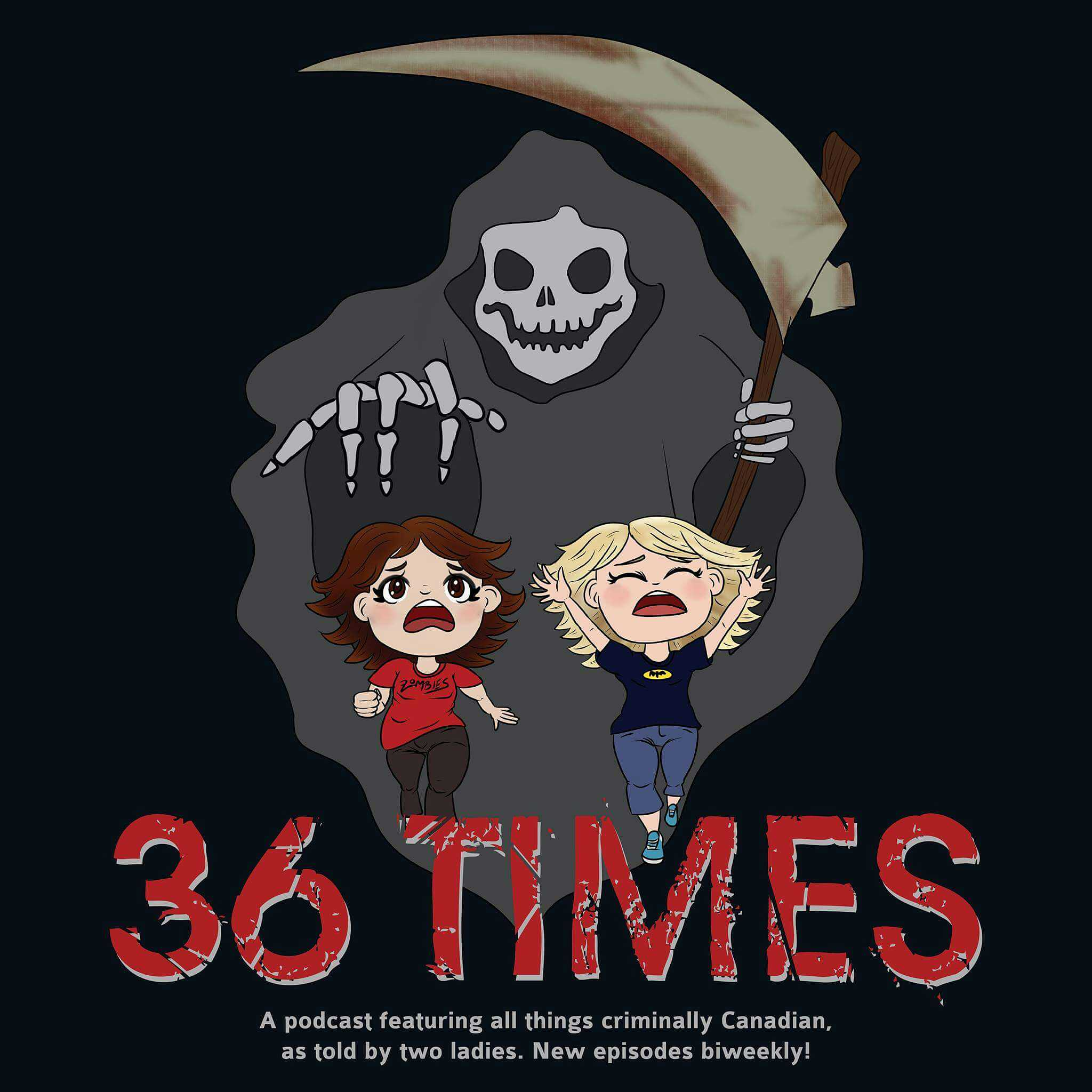 36 Times Season 2 Episode 4: Ghost Towns, Gnomes, Gouda and a Moose