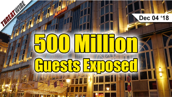 Marriott's Starwood Database Stolen - 500 Million Guests Exposed - ThreatWire