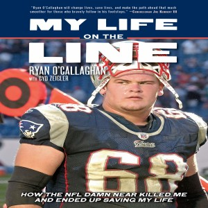(Episode 172) LGBTQ Activist and Former NFL Patriot and Chief: Ryan O'Callaghan.