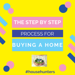 The Step by Step Process for Buying a Home
