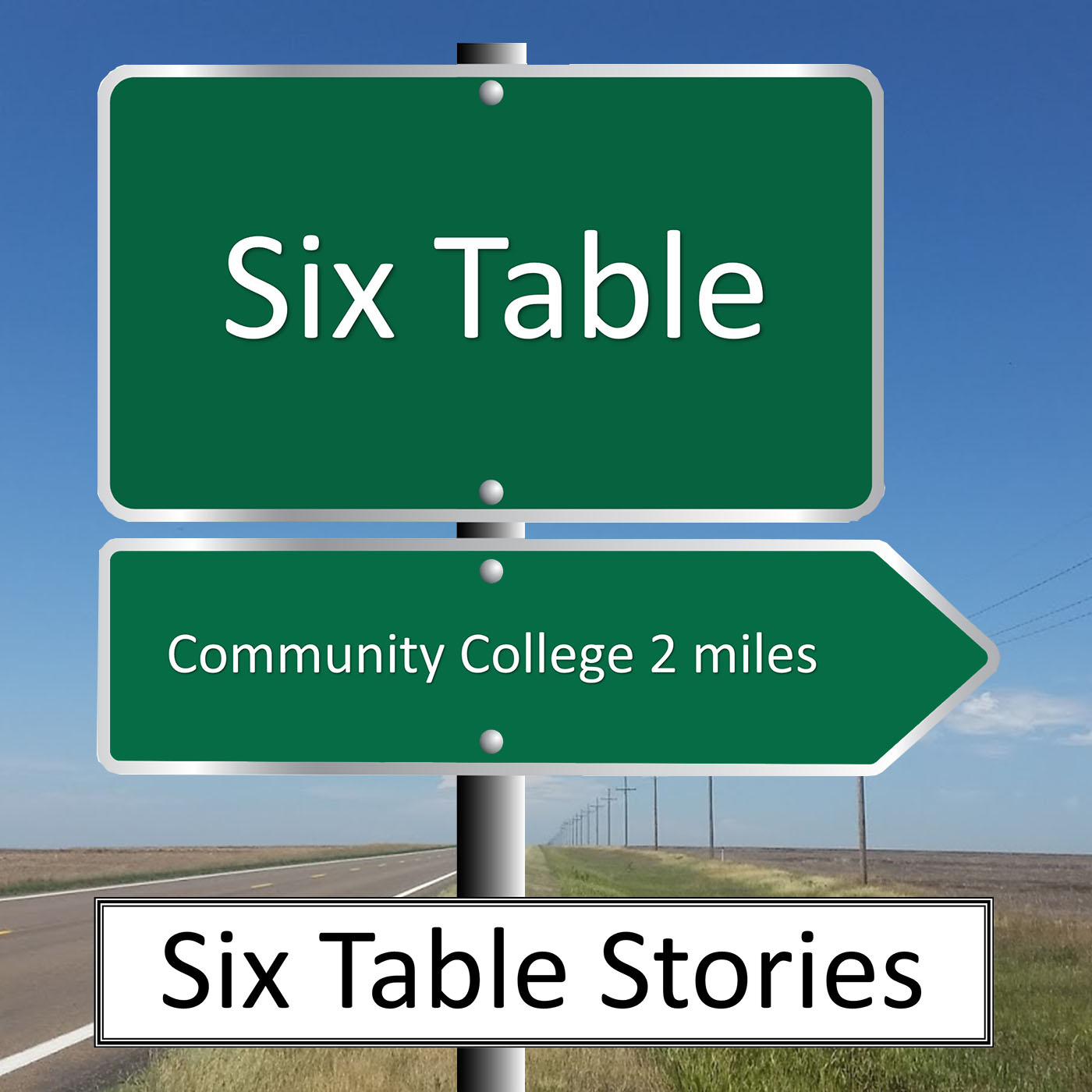 Six Table Stories: Reflections by James D. Fischer