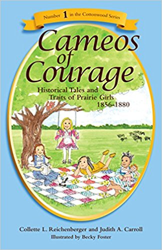 Author Reading: Cameos of Courage by Judy Carroll and Collette Reichenberger, Callie Mae: The Adventurous Exoduster - Episode 1