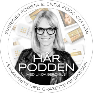Erica Blomberg och Sofia-Li Molin från Swedish Fashion Council gästar Hårpodden
