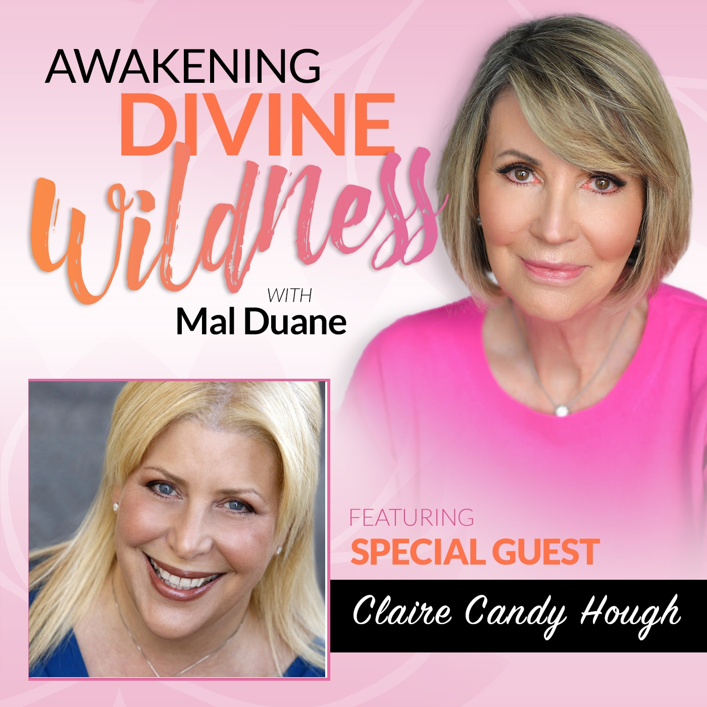 Meet Claire Candy Hough, Angel Communicator, TV Host and Best selling Author