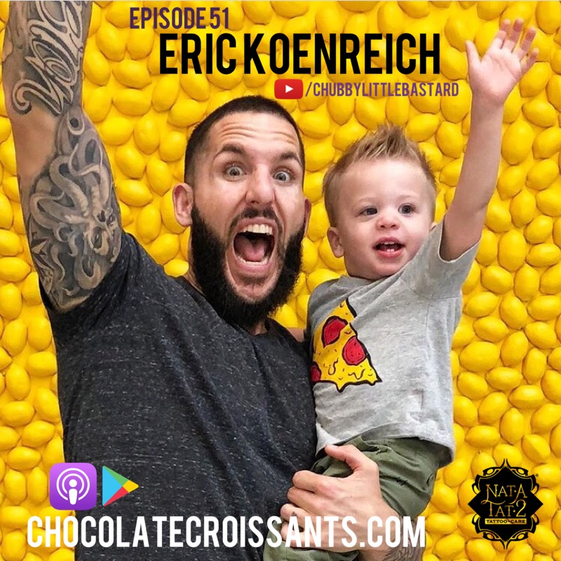 Episode 51 w. Eric Koenreich (Fitness Coach & Family Food Dude)