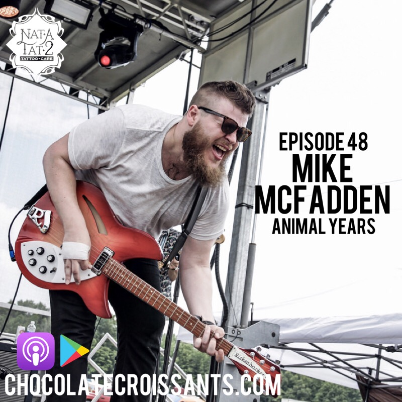 Episode 48 w. Mike McFadden (Animal Years)
