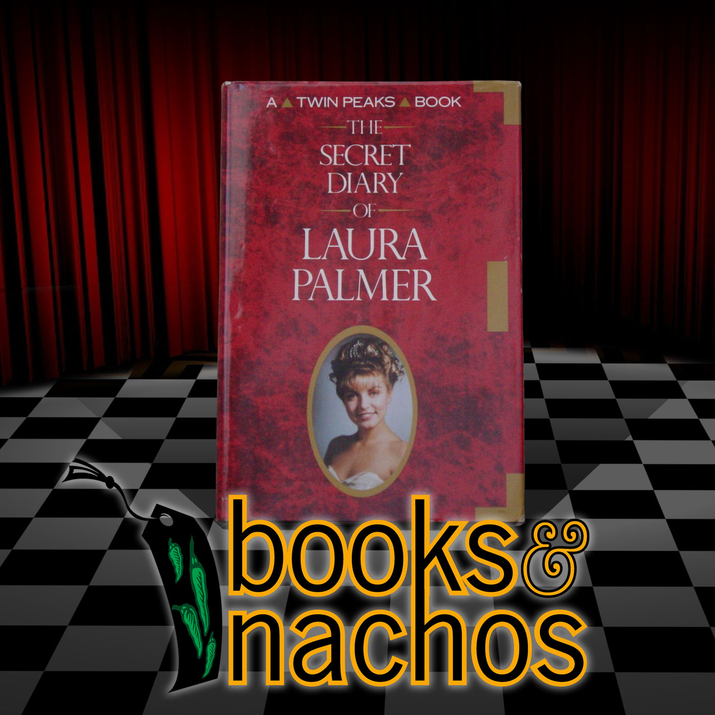 Books & Nachos Review: Twin Peaks: The Secret Diary of Laura Palmer