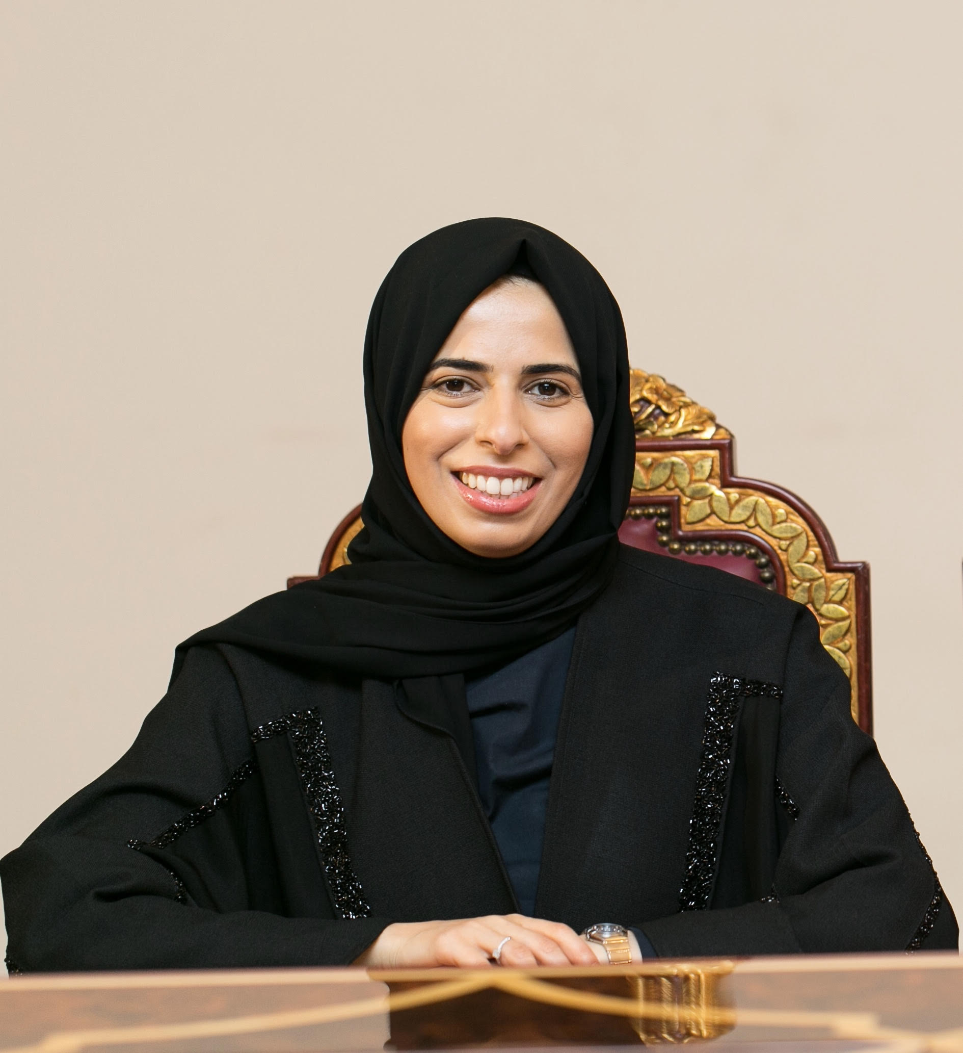 KNOW NOW: Her Excellency Lolwah R M Al-Khater on the U.S.-Qatar Strategic Dialogue and Qatar's Foreign Policy