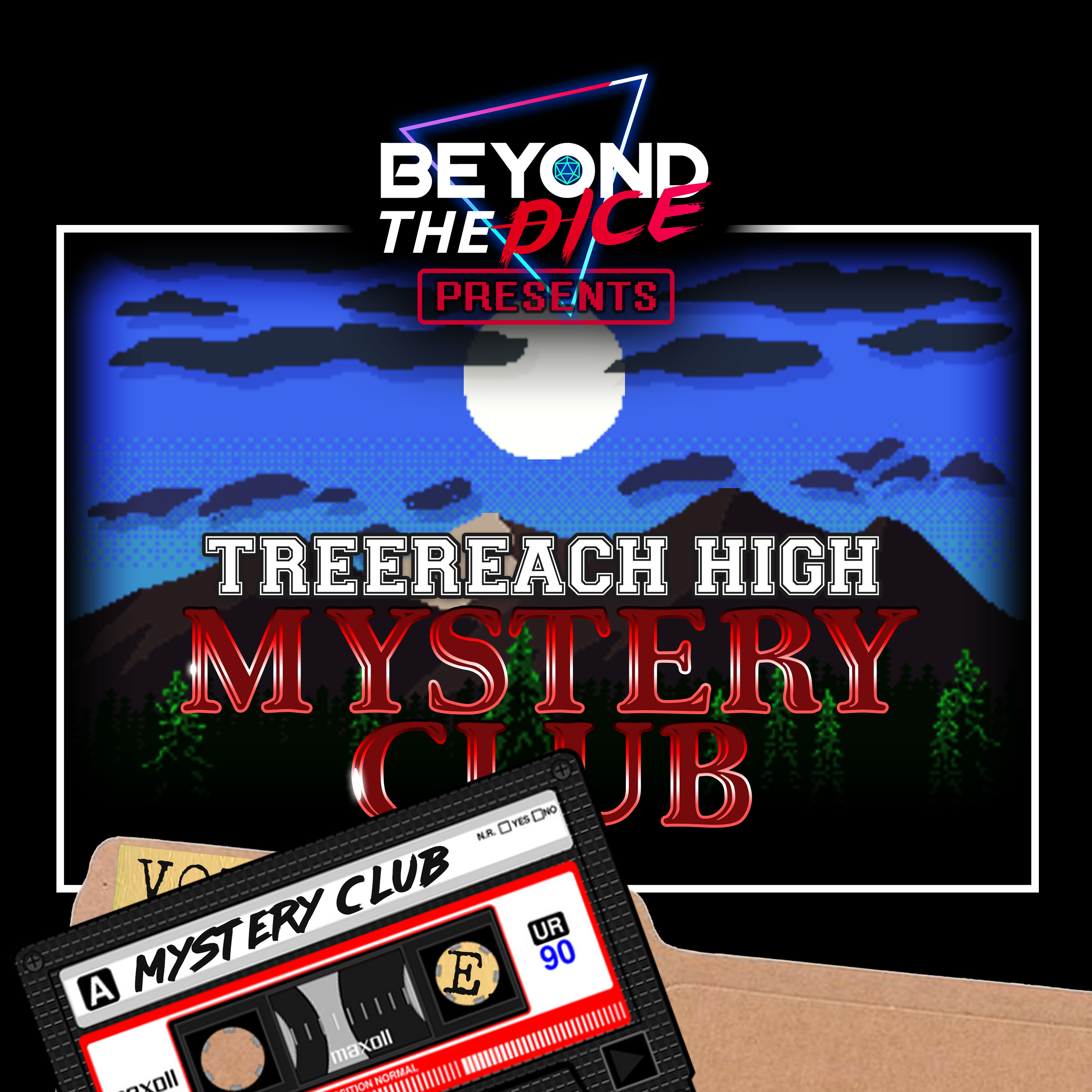 THMC Mystery Club Tapes