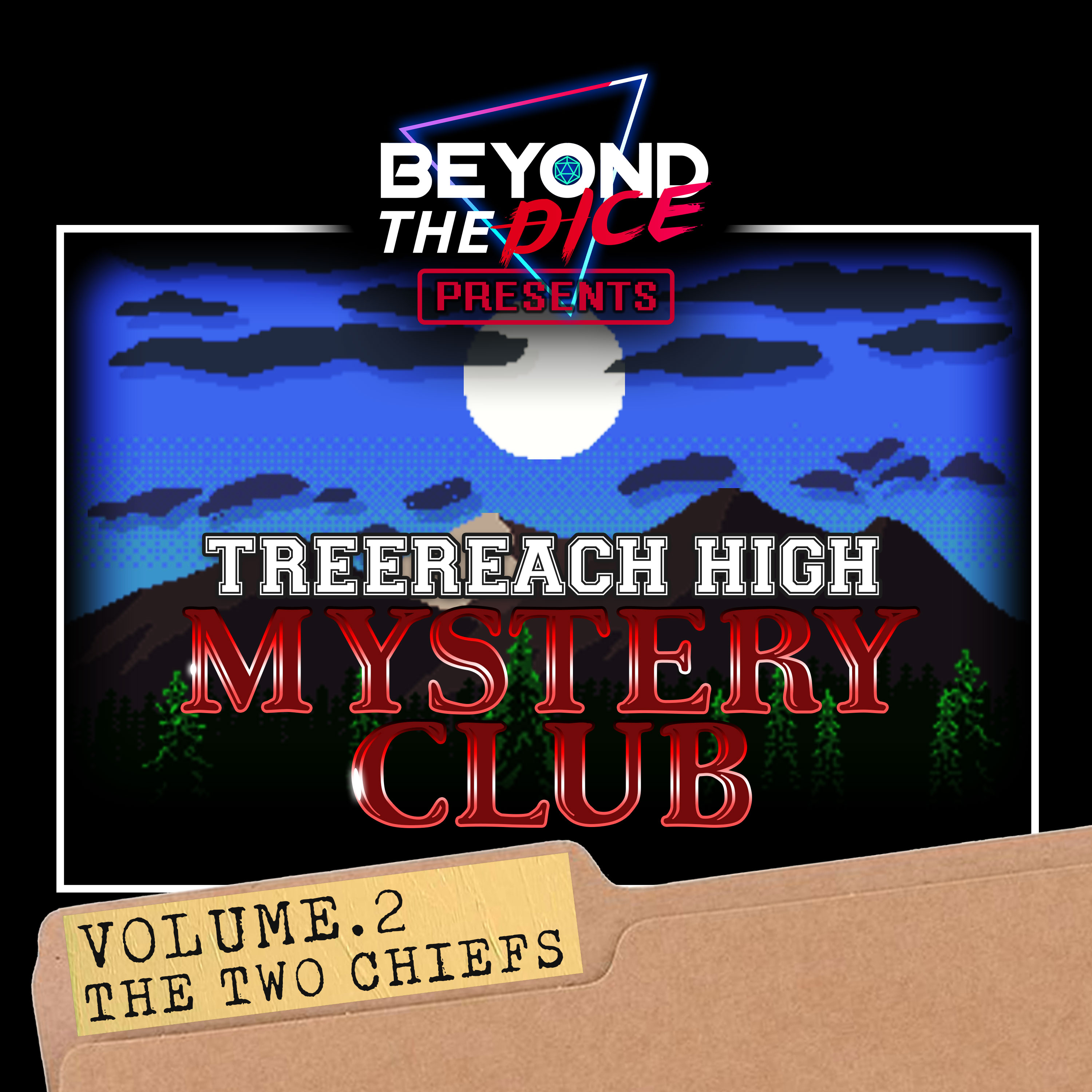 THMC Vol 2. The Two Chiefs