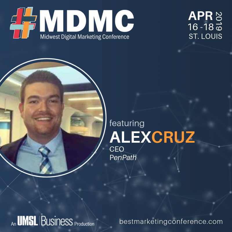 Live at MDMC '19 with Alex Cruz