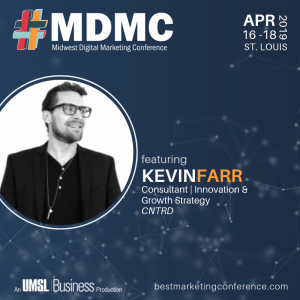 Live at MDMC '19 with Kevin Farr
