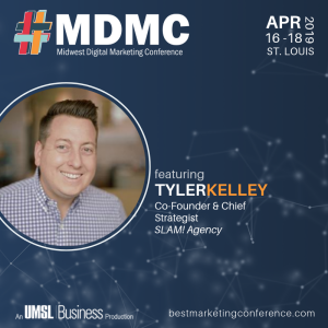 Live at MDMC '19 with Tyler Kelley
