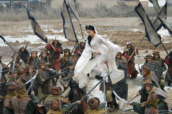 WUXIA INSPIRATION: THE ROLE OF MARTIAL HEROES