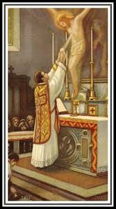 Reverence at Mass