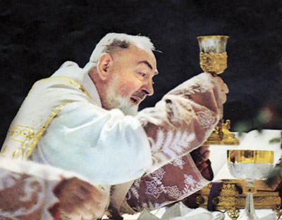 Padre Pio: The Source of His Holiness