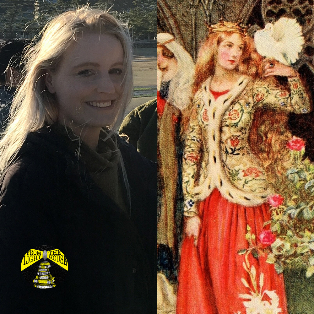 Interview with Ellie Crookes on Guinevere and Arthurian Literature