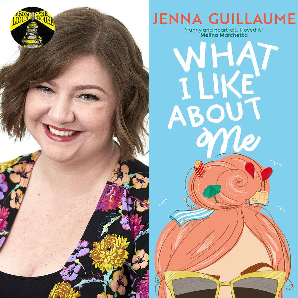 Jenna Guillaume's What I Like About Me: A Daggy Caravan Park Romance