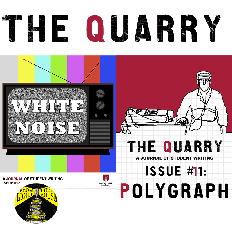 Interview with Laura Neill, Editor for The Quarry Journal Issue 13