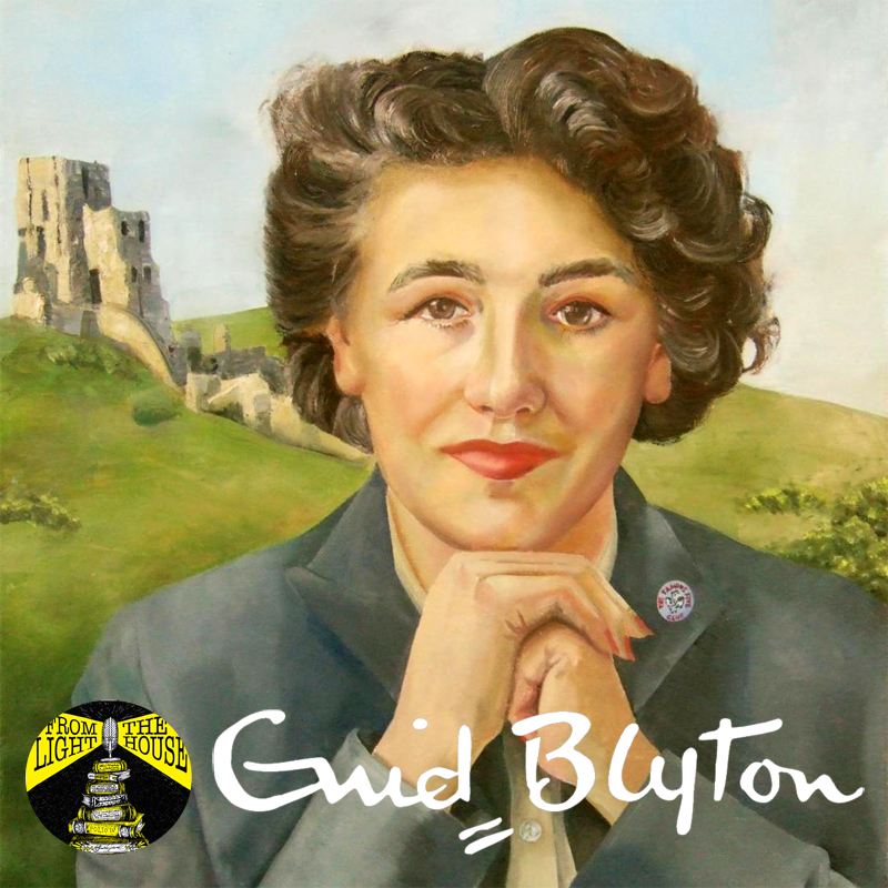 Beloved and Controversial: The Works of Enid Blyton