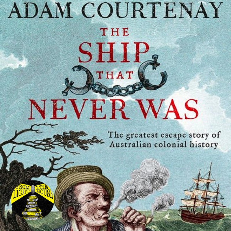 Adam Courtenay's The Ship that Never Was