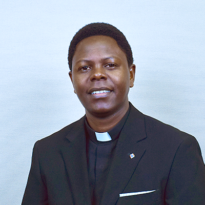 Father Gideon Buya - Homily 05/05/2019