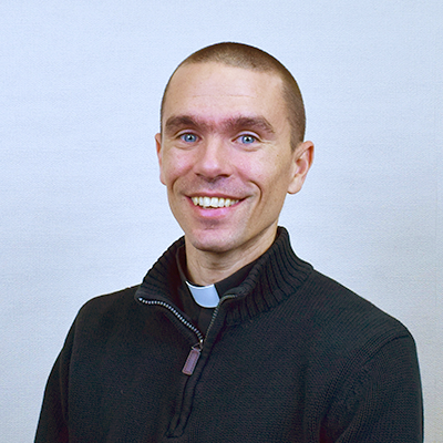 Father Matthew Widder - Homily 05/05/2019